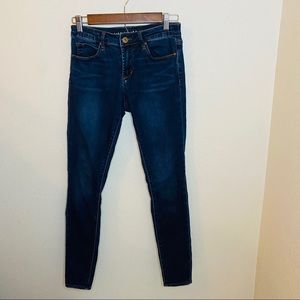 Articles of Society Low Rise Skinny Jeans Size:26